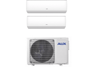 AUX Split-Klimagerät Set bestehend aus AUX M2 18LCLH, AUXJO07/I und AUXJO12/I
