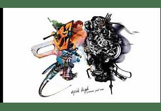 Epik High - Pieces, Part One  - (CD)