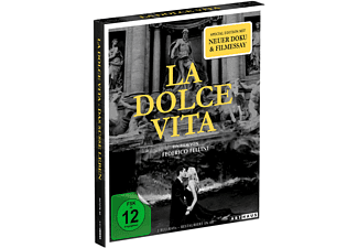 La Dolce Vita - Das süße Leben / Digital Remastered Blu-ray