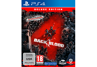 Back 4 Blood Deluxe Edition - [PlayStation 4]