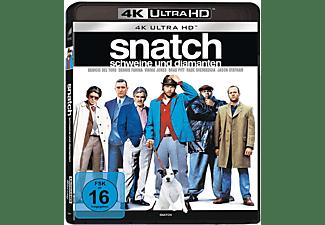 Snatch - Schweine und Diamanten [4K Ultra HD Blu-ray]