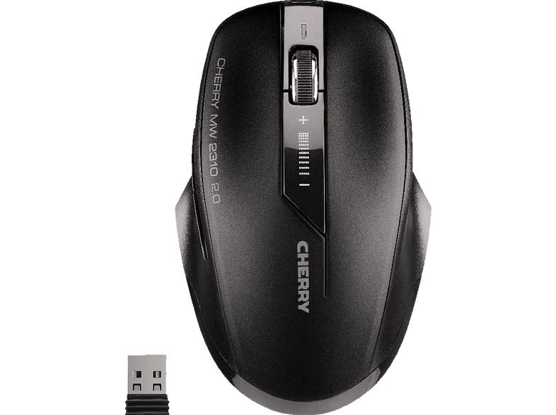 CHERRY MW 2310 2.0 Maus, Schwarz