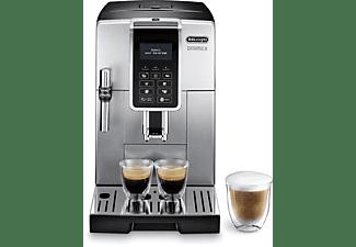 DELONGHI ECAM 350.35.SB Dinamica Kaffeevollautomat Silber/Schwarz