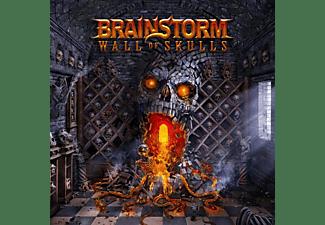 Brainstorm - Wall Of Skulls (Ltd.Boxset inkl.CD+Blu-Ray) [CD]