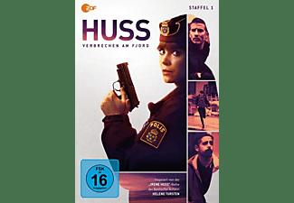 Huss - Verbrechen Am Fjord - Staffel 1 DVD