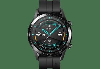 "Smartwatch - Huawei Watch GT2 Sport, 46 mm, Táctil 1.39"" AMOLED, Autonomía 2 semanas, GPS, Bluetooth, Negro"