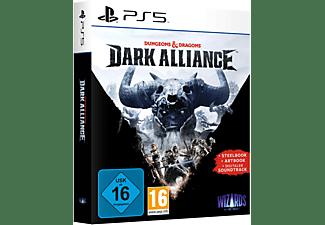 Dungeons & Dragons Dark Alliance Steelbook Edition - [PlayStation 5]