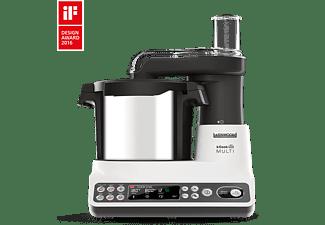 Robot de cocina - Kenwood KCook Multi CCL401WH, 6 programas, Múltiples accesorios