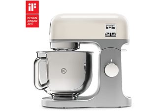 Procesador de alimentos - Kenwood KMX750WH, 1000W, bol de 5L, blanco