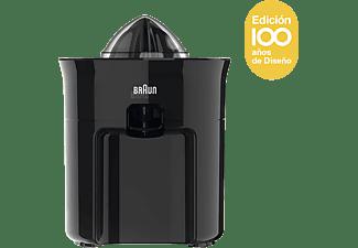 Exprimidor - Braun CJ3050BK, 60 W, 1.75 l, Sistema anti-goteo, Apto para lavavajillas, Negro