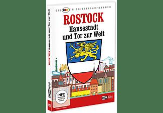 Die DDR in Originalaufnahmen: Rostock - Hansestadt und Tor zur Welt DVD