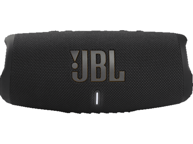 JBL Charge 5 Tomorrowland Edition Bluetooth Lautsprecher, Schwarz, Wasserfest