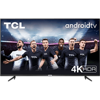 """TV LED 43"""" - TCL 43P618, UHD 4K, Android, Dolby Audio, HDR10, PQ10, HLG, Amazon Alexa, Asistente de Google"""