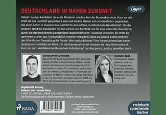Hannah Baus - Die Kandidatin  - (MP3-CD)