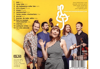 Marion & Sobo Band - Histoires  - (CD)