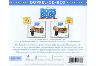 Boss Baby - Folge 1 und 2  - (CD)