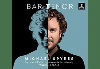 Spyres, Michael/OPS/Letonja, Marko - BariTenor [CD]