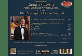 Darius Battiwalla - Orgelwerke der Moderne  - (SACD Hybrid)