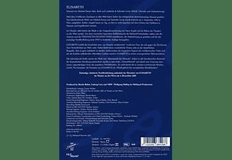 Mate Kamaras,Maya Hakvoort,Serkan Kaya,uva - Elisabeth-Das Musical-Live aus dem Theater an  - (DVD)