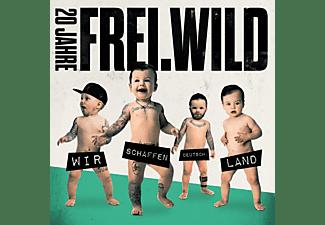 Frei.Wild - Wir schaffen Deutsch.Land (Digipak)  - (CD)