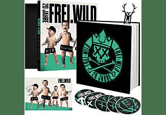 Frei.Wild - Wir schaffen Deutsch.Land (Box-Set)  - (CD)