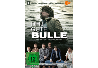 Der gute Bulle: Erster Film / Friss oder stirb DVD