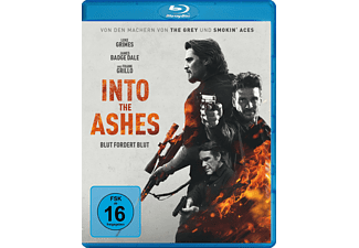 Into the Ashes Blu-ray