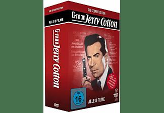 JERRY COTTON-DIE GESAMTEDITION ALLE 8 FILME DVD