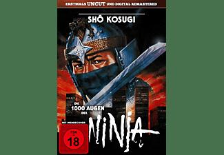 Die 1000 Augen der Ninja DVD