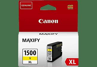 Cartuchos Tinta - Canon Pgi-1500Xl Y