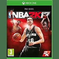 Xbox One NBA 2K17 Pau Gasol