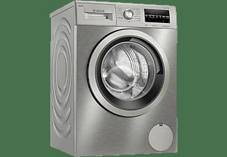 Lavadora carga frontal - Bosch WAU24S5XES, 9 kg, 1200 rpm, 9 programas, i-DOS, Inox