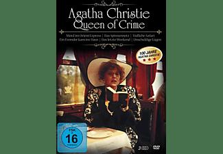 Agatha Christie: Queen of Crime DVD
