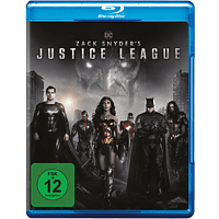 Zack Snyder's Justice League Blu-ray