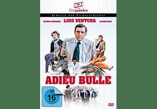 Adieu Bulle DVD