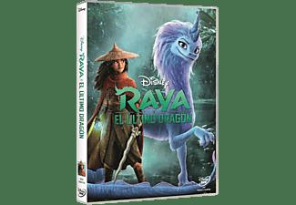 Raya Y El Último Dragón - DVD