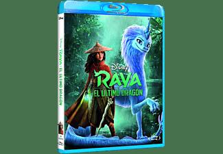 Raya Y El Último Dragón - Blu-ray