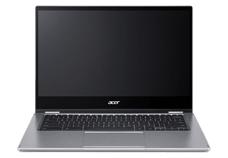 "Convertible 2 en 1 - Acer Chromebook Spin 514, 14"" FHD, Athlon Silver 3050C, 4 GB RAM, 64 GB, ChromeOS, Plata"