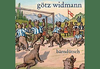 Götz Widmann - Bärndütsch  - (CD)