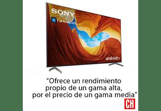 "TV LED 55"" - Sony KE55XH9096BAEP, UHD 4K, HDR, X1, FALD, Smart TV (Android TV), Asistente de Google, Negro"
