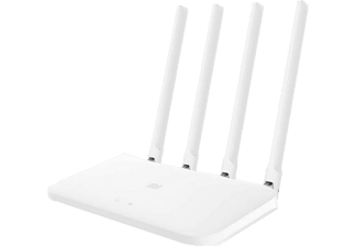 Router inalámbrico - Xiaomi Mi Router 4A, 1200 Mbps, LAN, WAN, Blanco