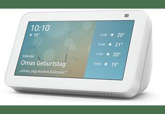 AMAZON Echo Show 5 (2. Generation) Smart Display mit 2 MP Kamera Smart Speaker, Weiß