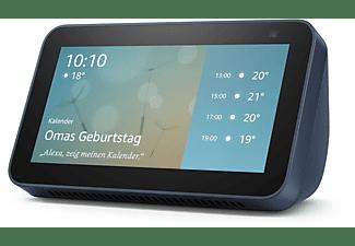 AMAZON Echo Show 5 (2. Generation) Smart Display mit 2 MP Kamera Smart Speaker, Blau