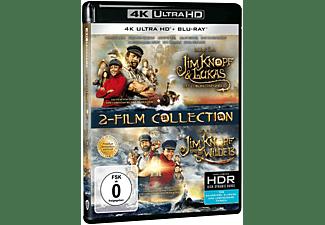 Jim Knopf & Lukas der Lokomotivführer + Jim Knopf und die Wilde 13 4K Ultra HD Blu-ray