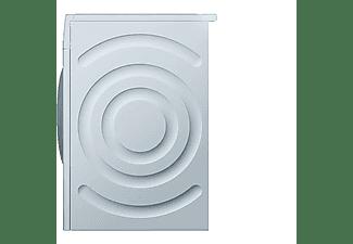 Secadora - Balay 3SB580B, Bomba de calor, 8 kg, Sensor de humedad, Antivibración, Blanco