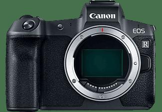 "Cámara EVIL - Canon EOS R, 30.3 MP, Full Frame, 3.15"", 4K 10 bits, Dual Pixel CMOS AF, Live View, 8 fps, Negro"