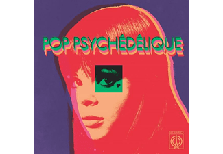 VARIOUS - Pop Psychedelique (French Psych.Pop 1964-2019) [CD]