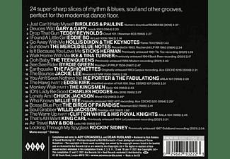 VARIOUS - MODERNITY  - (CD)