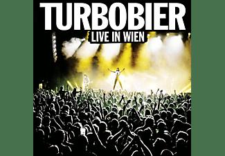 Turbobier - Live in Wien (180g LP)  - (Vinyl)