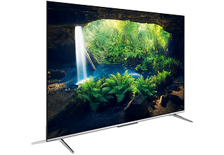 """TV LED 55"""" - TCL 55P715, UHD 4K HDR, Android TV, Dolby Audio, Google Assistant, Micro Dimming, Smart TV"""